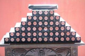peredam MJT Dragon  (kw 1),bahan alumunium 18cm x 3cm warna hitam, isi teflon corong,plus ring karet, senyap gan